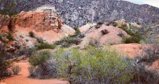 Parque Geológico Sanagasta