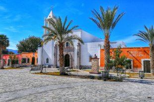 Parroquia de Santiago enViesca,Coahuila