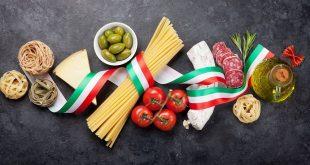 productos cocina italiana