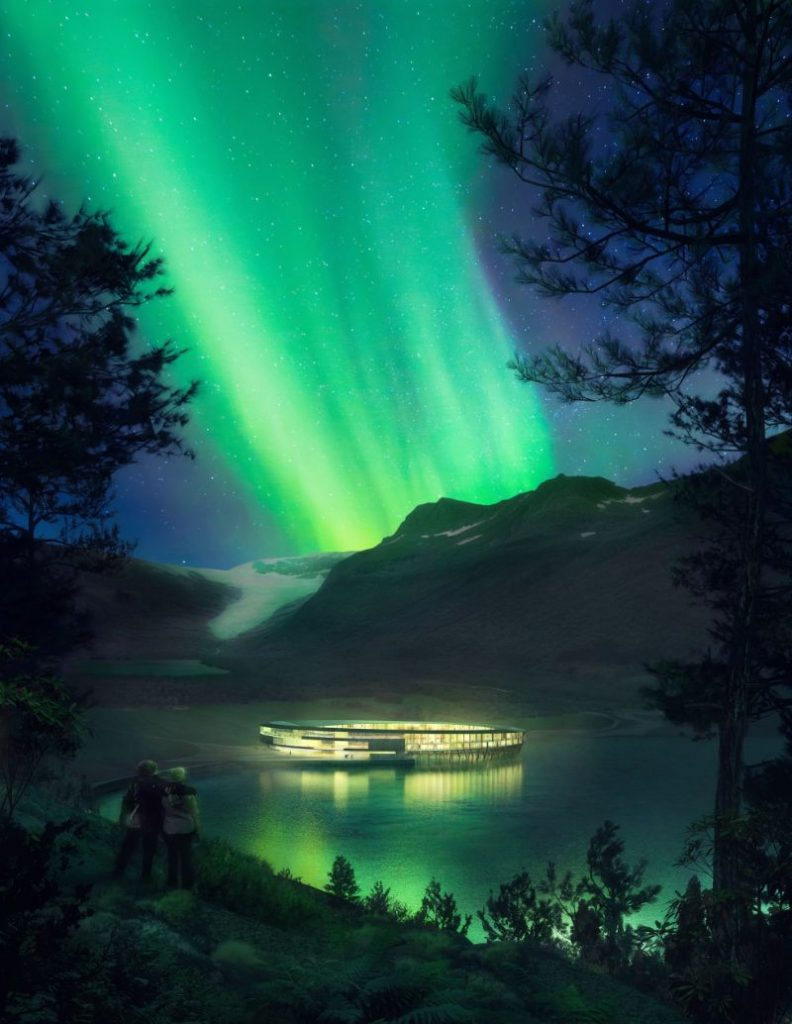 SVART hotel aurora boreal