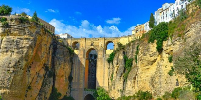 Tajo y Puente de Ronda