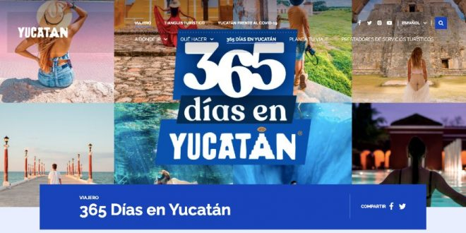 campaña _365 días en Yucatán_