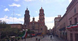 centro histórico de San Luis Potosí