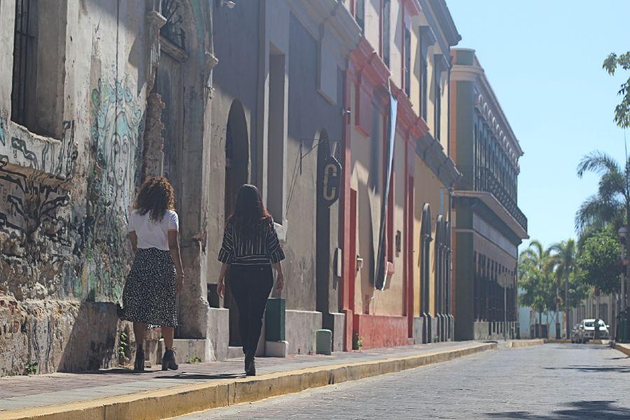 Centro histórico de Mazatlán