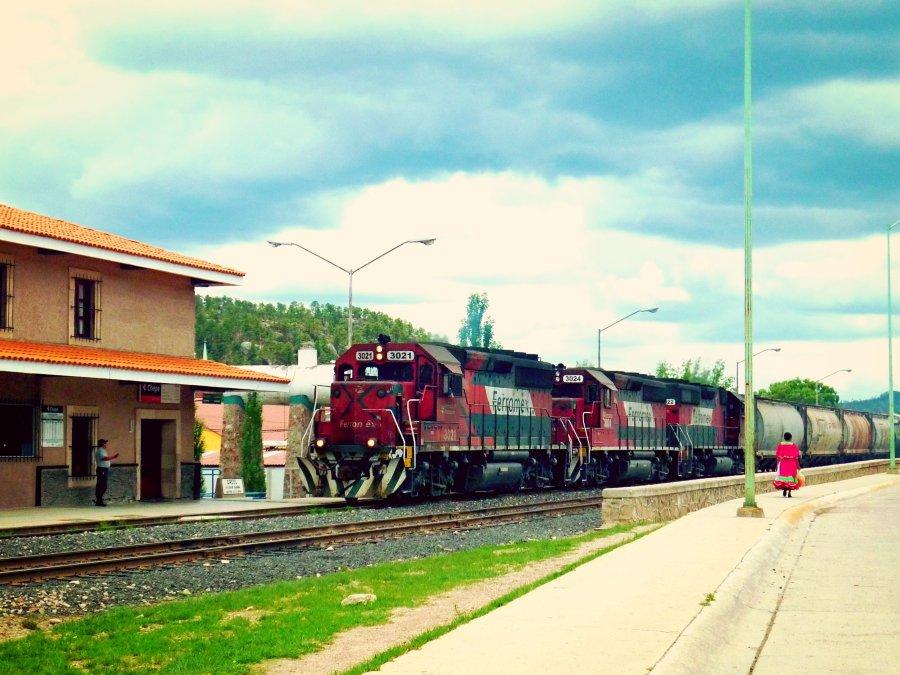 El tren CHEPE