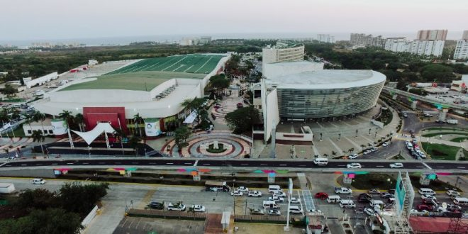 Expo Mundo Imperial en Acapulco