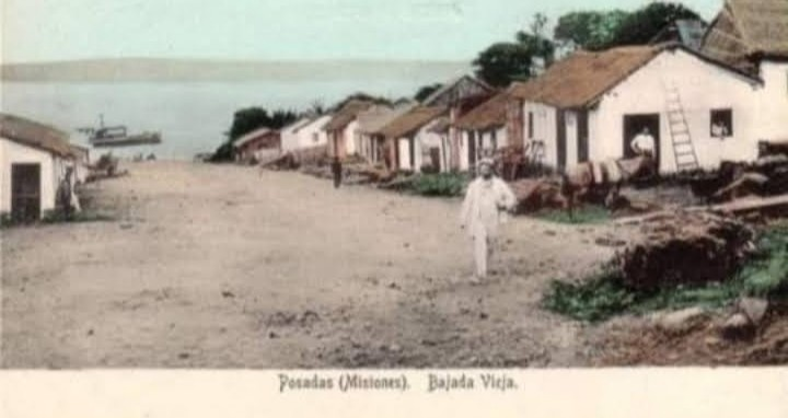 Fotos Bajada Vieja con Río Paraná al fondo