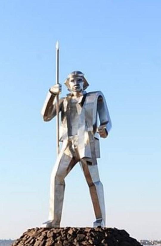 Monumento al comandante Andrés Guacurarí