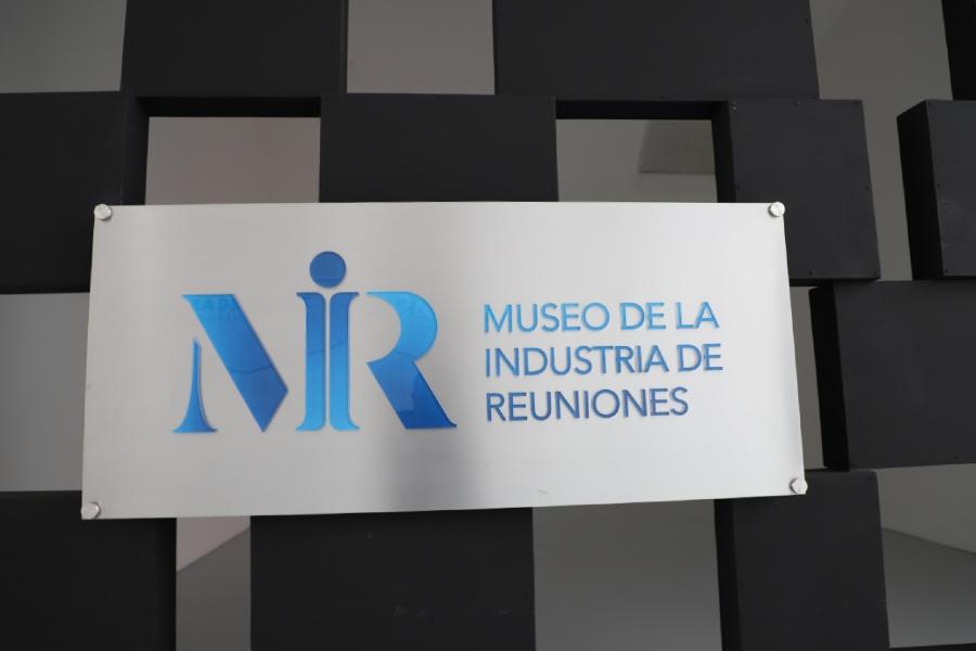 Museo de la Industria de Reuniones placa