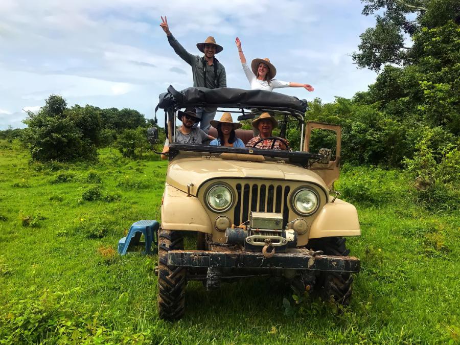 Safari en Hato La Aurora