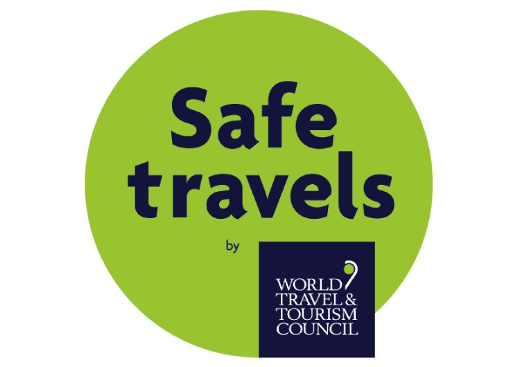 Safe Travelers by World Travel and Tourism Council