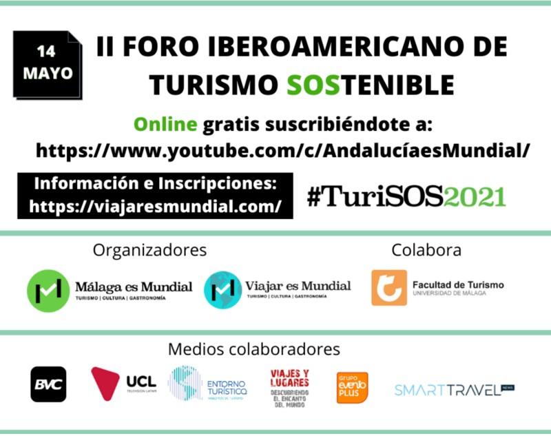II foro iberoamericano de turismo sostenible