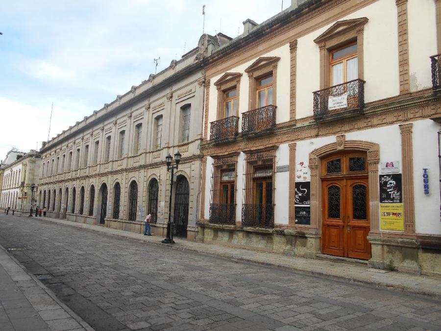 Andador Turístico en Oaxaca
