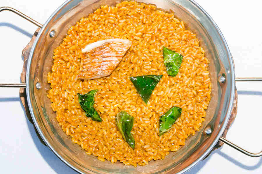 arroz monastrell