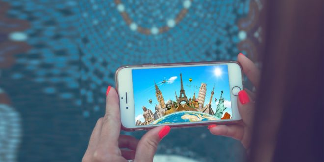 Celular y M-Commerce en el sector de viajes