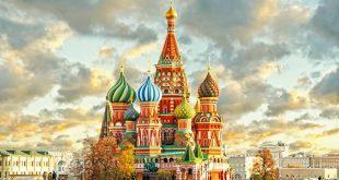 Moscú Plaza Roja