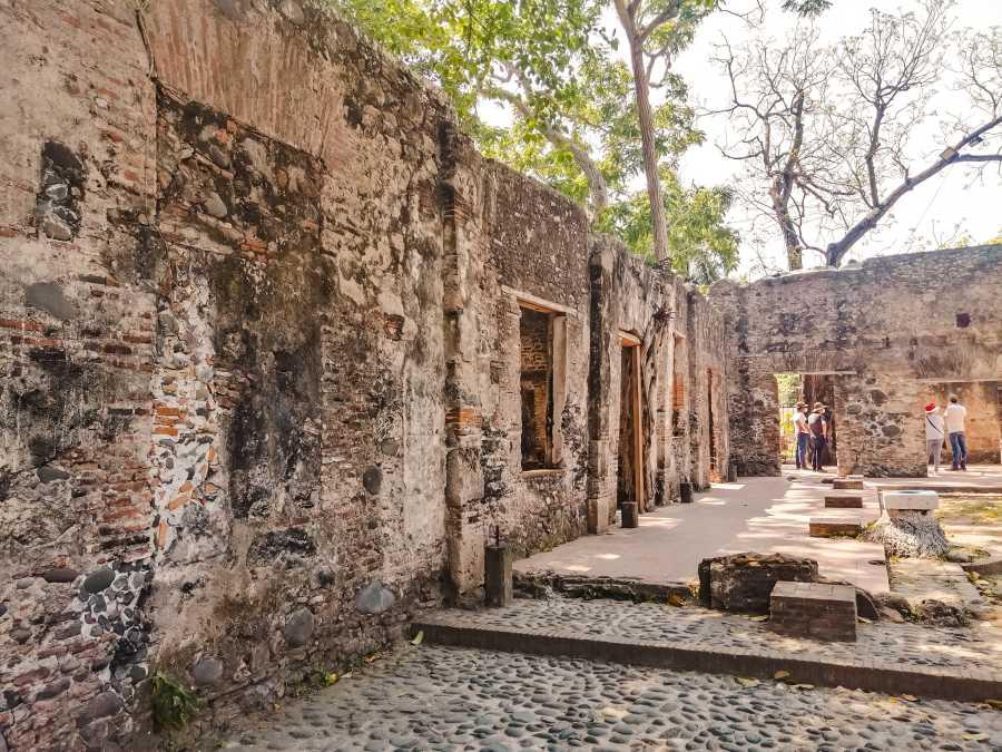 Casa de Cortés en La Antigua