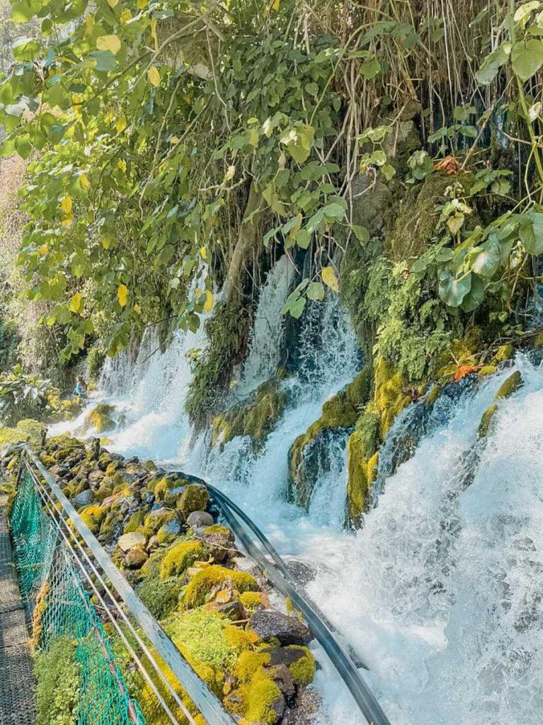 Cascada en Nace el Río, Actopan