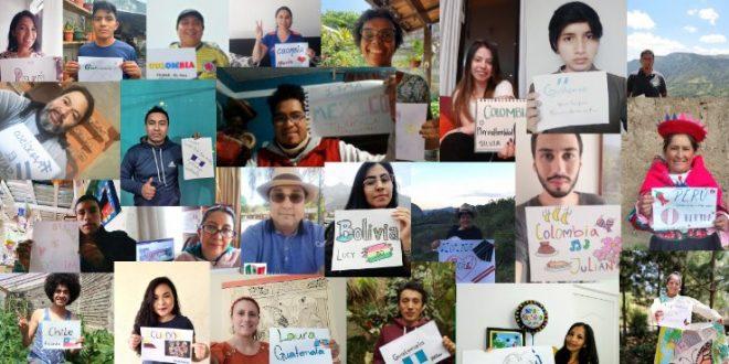 Collage del proyecto La Komunidad