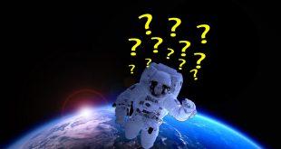 Dudas astronauta