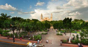 La Catedral de San Ildefonso en Mérida
