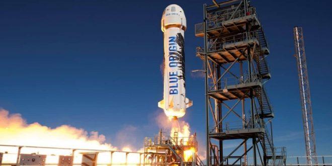 Nave espacial de Blue Origin