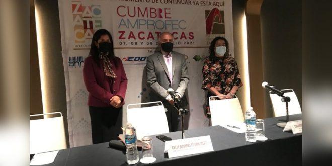 Presentación de la Cumbre de Líderes AMPROFEC-Zacatecas 2021