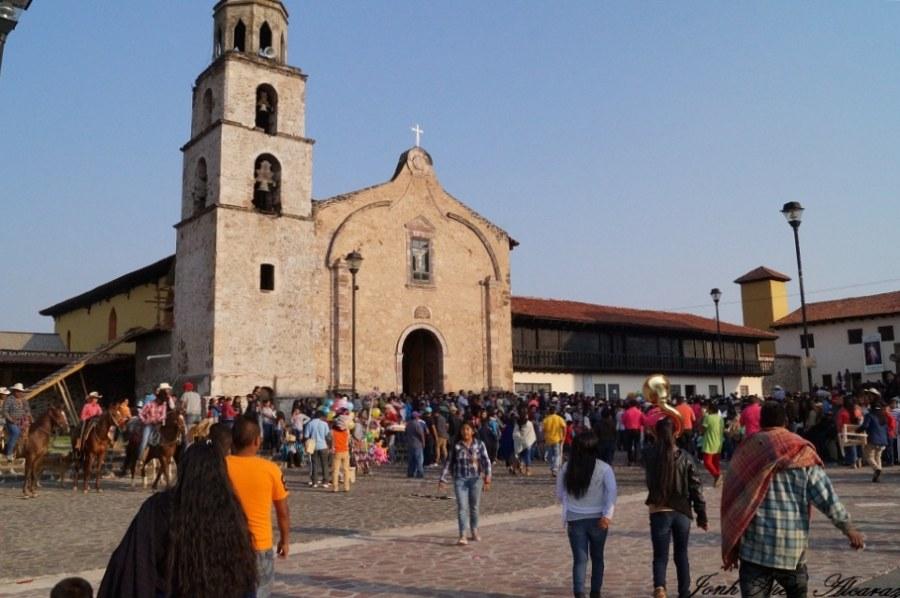 Templo de Pichátaro