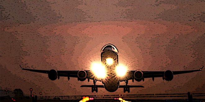 avión caricatura