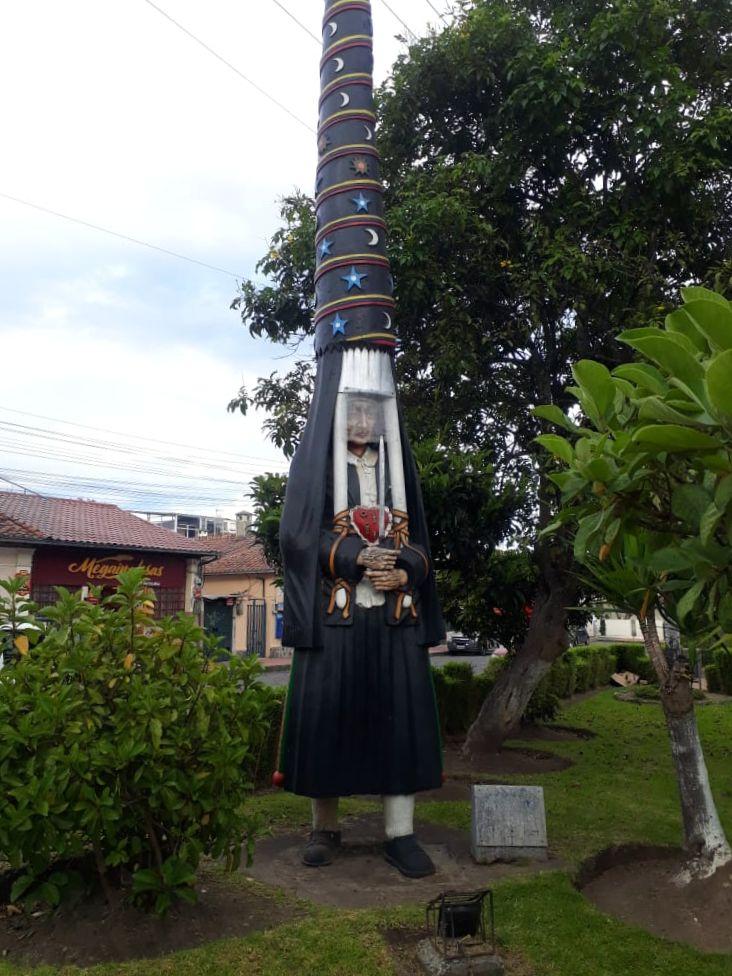 Alma Santa Negra