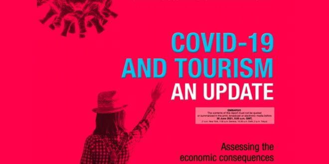 COVID-19 Y TURISMO, UNA ACTUALIZACIÓN portada