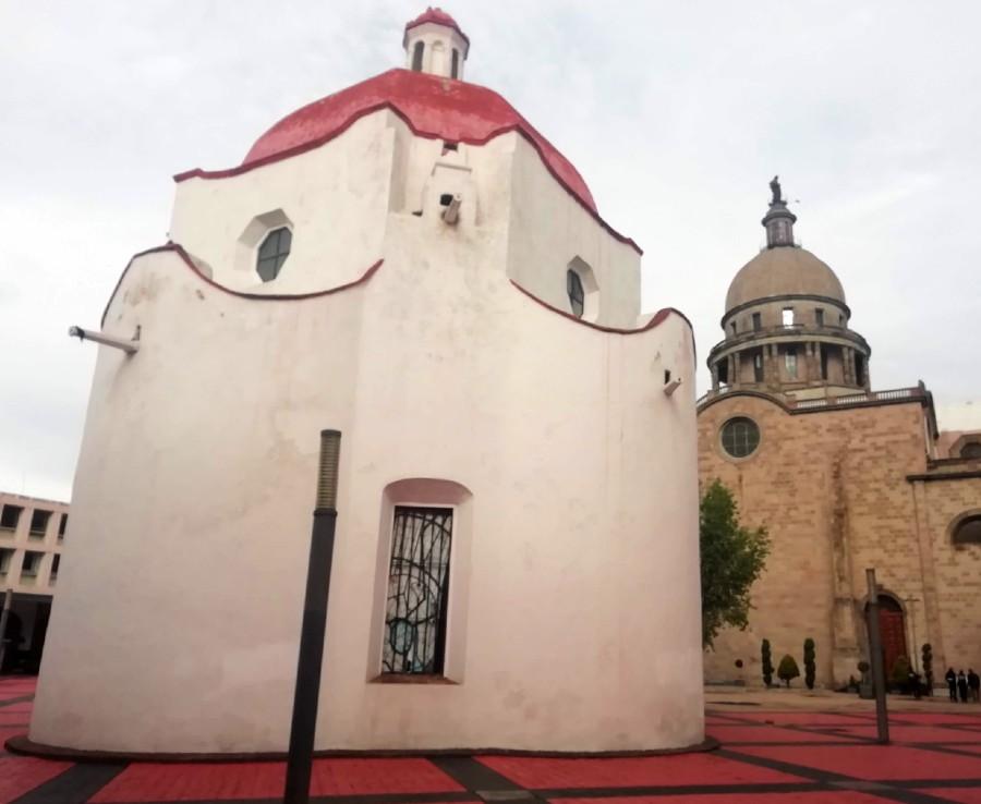 Capilla Exenta en Toluca