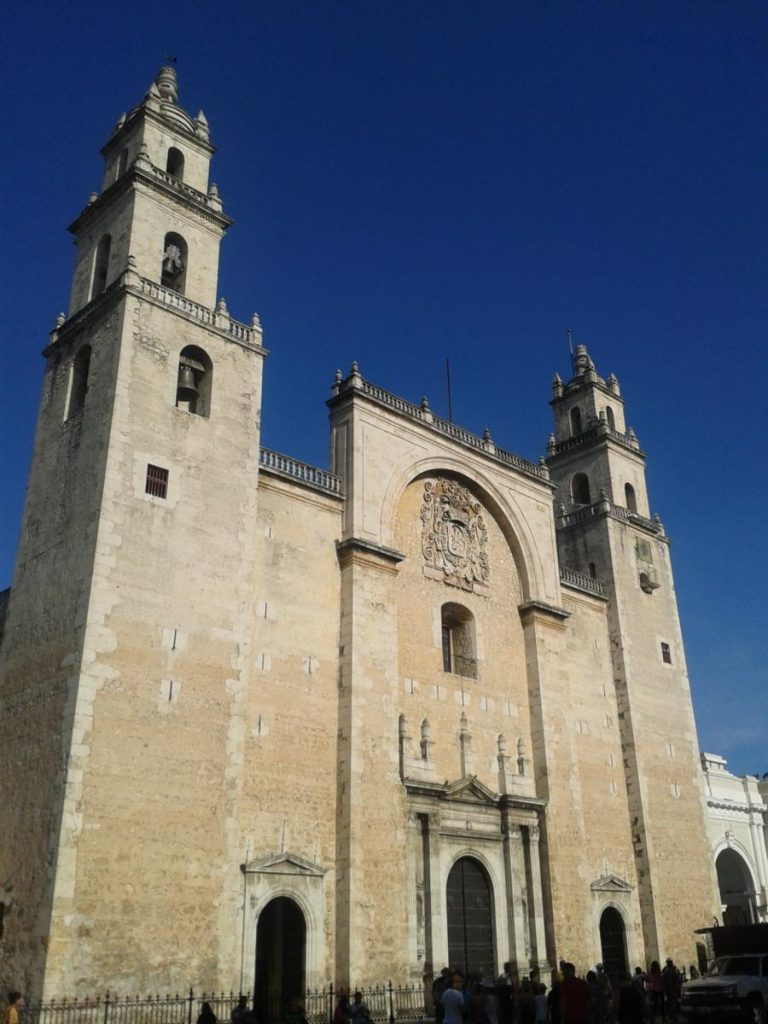 Catedral de San Ildefonso de Yucatán en Mérida