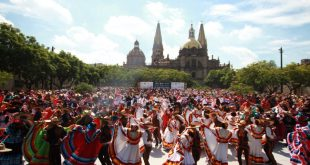 Danza folclórica Récord Guinness de Jalisco