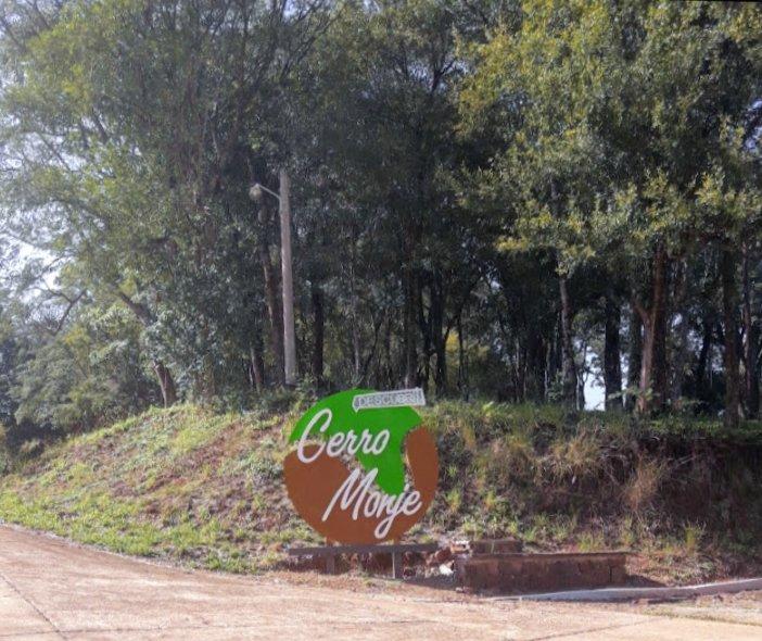 Ingreso a Cerro Monje