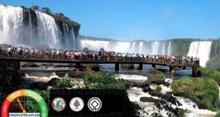 Parque Nacional Iguazú evaluado como preocupación significativa por la IUCN