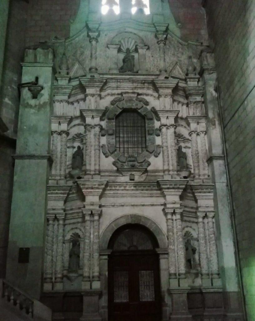 Parroquia del Sagrario en Toluca