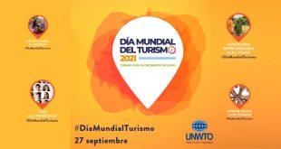 """""""Turismo para un crecimiento inclusivo"""", lema del Día Mundial del Turismo 2021"""