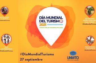 Turismo para un crecimiento inclusivo, lema del Día Mundial del Turismo 2021