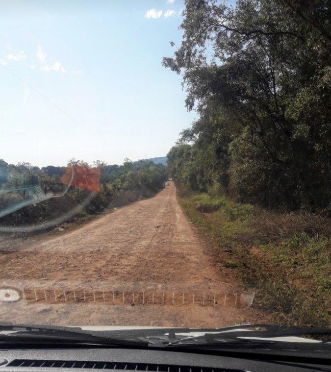 camino al Cerro Monje