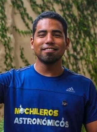 Bryant González Vásquez de Mochileros Astronómicos