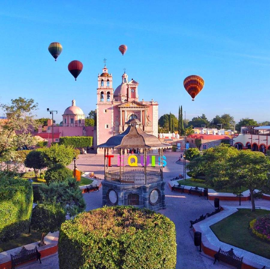 Centro de Tequisquiapan