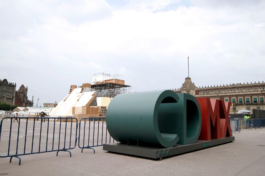 Instalación de la Maqueta Monumental del Templo Mayor 7