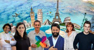 Líderes del turismo
