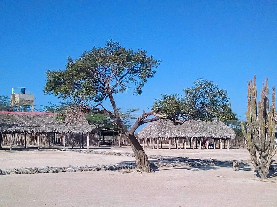 Ranchería Wayúu Iwouyaa