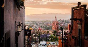San Miguel de Allende desde las alturas