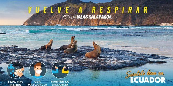 Vuelve a Respirar - Islas Galápagos