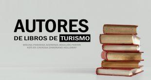 autores de libros de turismo
