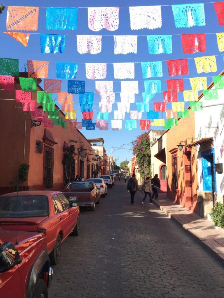 Calles de Tequisquiapan