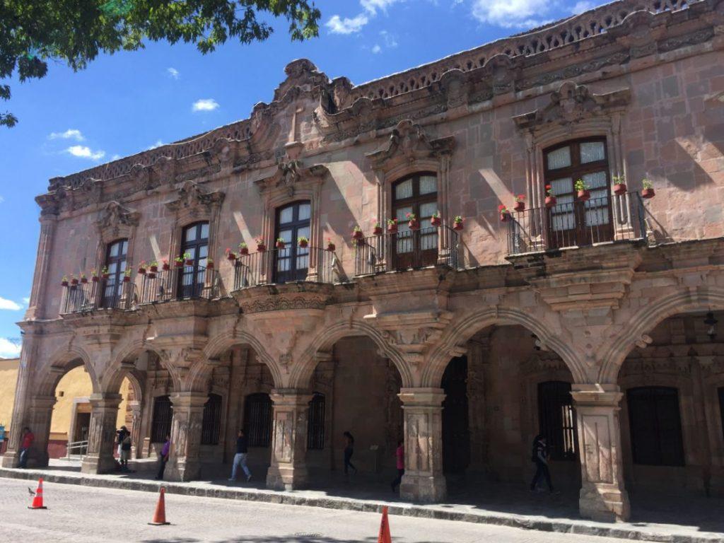 Casa de las Visitas en Dolores Hidalgo